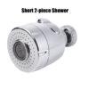 Torneira 360º AQUA MAX - Short 2-piece Shower